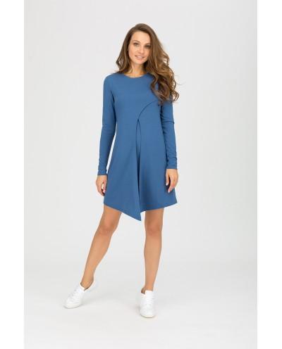 Платье Сказка (голубое)