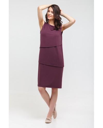 Платье Вербена (слива)