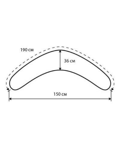 Подушка для кормления LeJoy Classic (Марки)