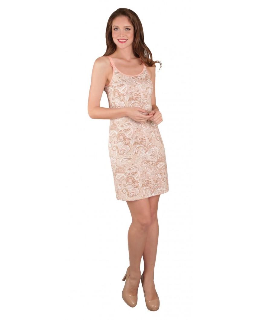 Ночная сорочка Ева (розовый)